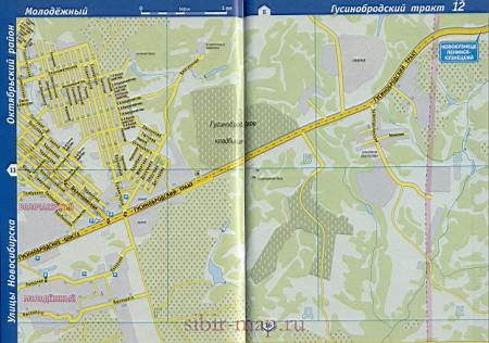 Карта дорог сузунского района