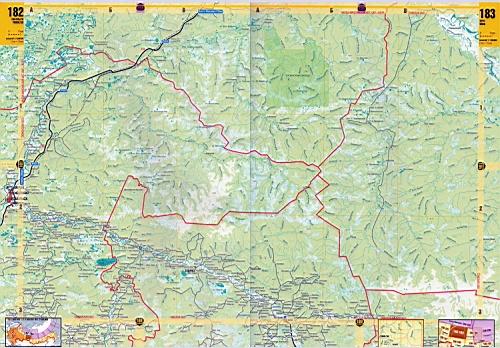 карта омской области скачать - фото 9