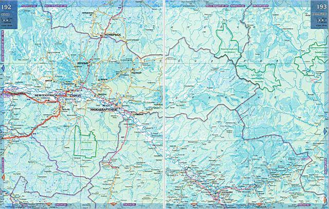 ХМАО - Ханты-Мансийский