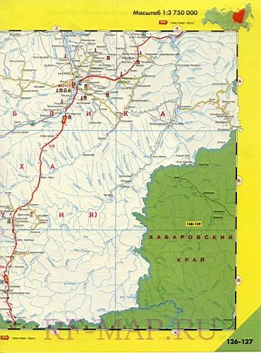 Якутия. Новая карта дорог